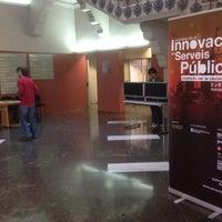 Photo taken at Escola Administració Pública Catalunya by alessandro p. on 6/2/2014