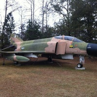 Photo taken at Mighty 8th Airforce Museum by Jamie R. on 12/15/2012