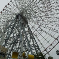 Photo taken at Tempozan Giant Ferris Wheel by shin on 6/2/2013