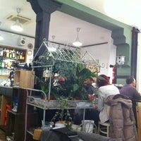 Photo taken at Café Botánico by Susana C. on 1/29/2013