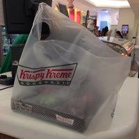 Photo taken at Krispy Kreme by Vanessa V. on 11/5/2016