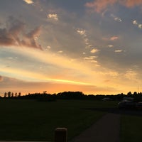 Photo taken at Drayton Manor Camping and Caravanning Club Site by Garry S. on 5/22/2016
