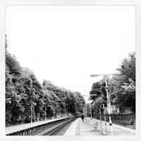 Photo taken at Sevenoaks Railway Station (SEV) by Ian M. on 6/10/2013