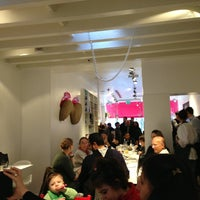 Photo taken at Ottolenghi by Giorgos V. on 12/30/2012