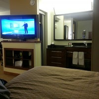 Photo taken at Hyatt Place Baltimore/Owings Mills by Gregory M. on 12/14/2013