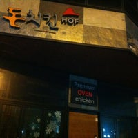 Photo taken at 돈치킨 by Danny K. on 3/5/2013