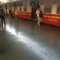 Photo taken at Thane Railway Station by Amrith S. on 6/2/2016