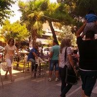 Photo taken at Leoforos Dimokratias by Mixalis N. on 8/4/2014