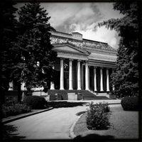 Снимок сделан в Государственный музей изобразительных искусств им. А. С. Пушкина пользователем Maria V. 6/12/2013