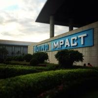 Photo taken at IMPACT Arena by Nantapop P. on 6/30/2013