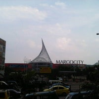 Photo taken at Margo City by Aakhwan on 11/23/2012