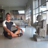 Photo taken at Museum Sumatera Utara by Aakhwan on 6/30/2013