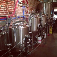 Photo taken at Clear Creek Brewing Company by Dan K. on 10/12/2012
