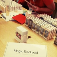 Photo taken at Apple by Philip W. on 11/24/2012