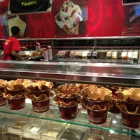 Photo taken at Cold Stone Creamery by Alexis T. on 3/2/2013
