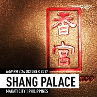 Photo taken at Shang Palace by Don C. on 10/24/2017