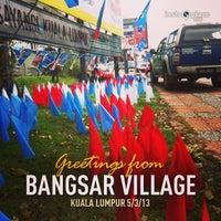 Photo taken at Bangsar Village by Jamaludin A. on 5/3/2013