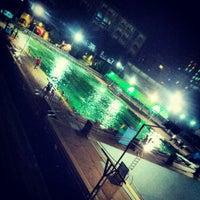 Photo taken at Shahaji Raje Krida Sankul (Andheri Sports Complex) by Sitesh S. on 11/2/2012
