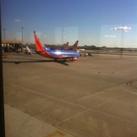Photo taken at Concourse C by Jim D. on 12/19/2012