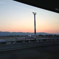 Photo taken at Zakynthos International Airport Dionysios Solomos (ZTH) by Anna A. on 7/21/2013
