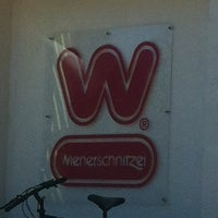Photo taken at Wienerschnitzel by Diane T. on 10/4/2012