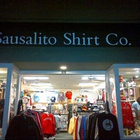 Photo taken at Sausalito Shirt Co by Steven Z. on 11/30/2013