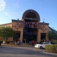 Photo taken at Regal Cinemas Hollywood 18 - Port Richey by Steven Z. on 5/3/2013