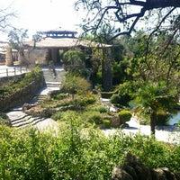 Photo taken at Japanese Tea Gardens by Josh M. on 3/4/2013