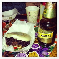 Photo taken at Caracas Arepa Bar by Lu G. on 2/13/2013