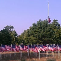 Photo taken at Seaford High School by Tom on 9/11/2013
