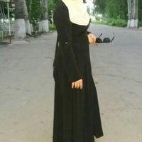 Photo taken at Центральный парк Кызыл Кии by Nadezhda S. on 6/29/2016