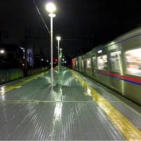Photo taken at Sugano Station (KS15) by hidekazu on 6/16/2016