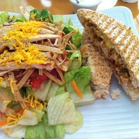 Photo taken at Vallarta Salads by Franchesca A. on 12/7/2012