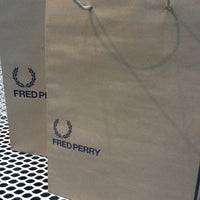 Photo taken at Fred Perry by Vera P. on 2/10/2013