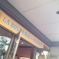 Photo taken at La Boulange de Market by Wolfgang S. on 10/5/2012