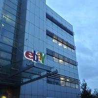 Photo taken at eBay by Wolfgang S. on 10/8/2012