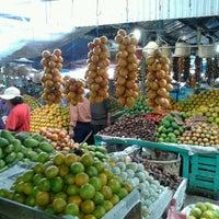 Photo taken at Pasar kaget berastagi by Iqbal H. on 6/8/2013
