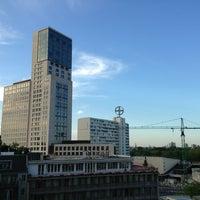 Photo taken at Karstadt by fuenf n. on 5/15/2013