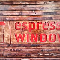 Снимок сделан в Espresso Window пользователем Irina 7/25/2016