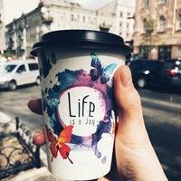 Снимок сделан в Espresso Window пользователем Irina 4/14/2017