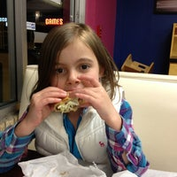 Photo taken at Snarf's Sandwiches by Tricia P. on 2/14/2013