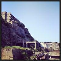 Photo taken at Hashima (Gunkanjima) Island by jun 8. on 4/28/2013
