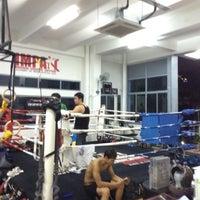 Photo taken at Impakt Gym by Xavier T. on 12/18/2014