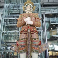 Photo taken at Departures / Check-In Hall by Андрей К. on 3/18/2013