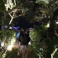 Photo taken at La Plage by Enrique on 8/5/2017