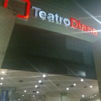 Foto tomada en Teatro Diana por Mariana B. el 2/22/2013