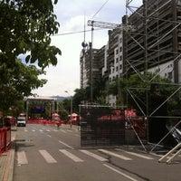 Photo taken at Avenida Centenario by Sebastian D. on 8/2/2013