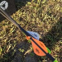 Photo taken at Cedar Creek Archery Range by Todd K. on 9/27/2014