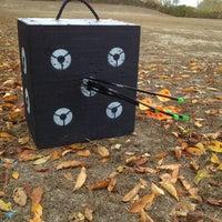 Photo taken at Cedar Creek Archery Range by Todd K. on 11/8/2013