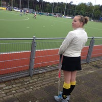 "Photo taken at Hockeyvereniging ""Hockey Ons Devies"" (H.O.D.) by Johan P. on 5/11/2013"